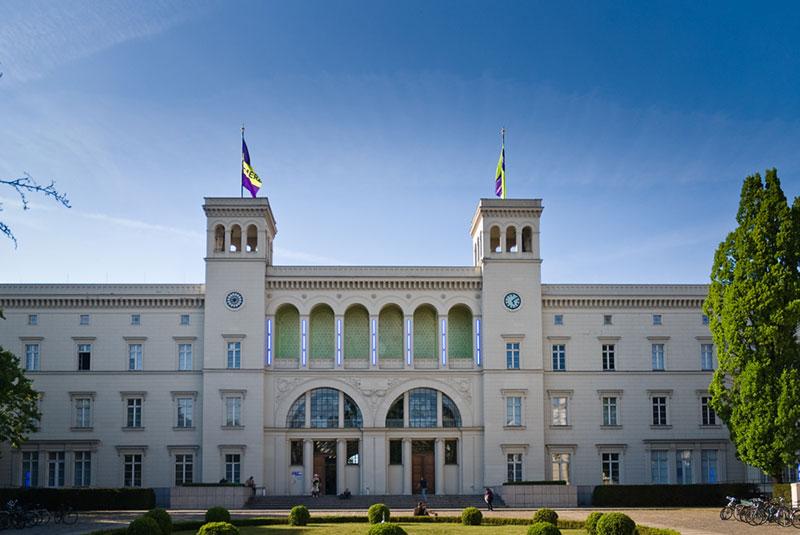 Hamburger Bahnof Museum für Gegenwart – Berlin