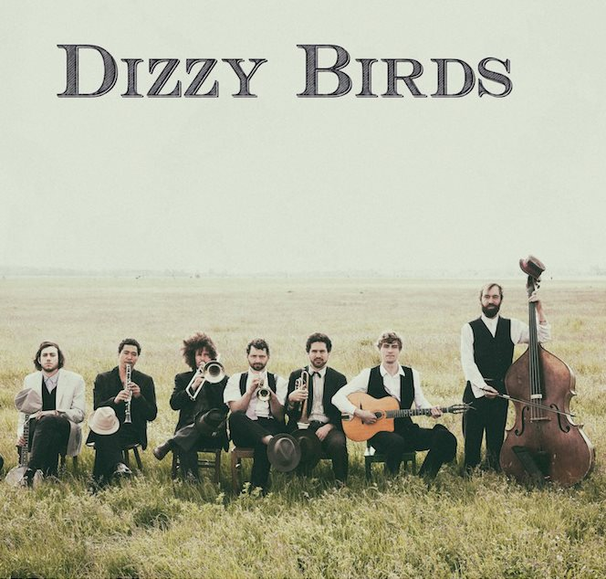 Dizzy Birds - I'm gonna pick you up in a red dress, baby!""