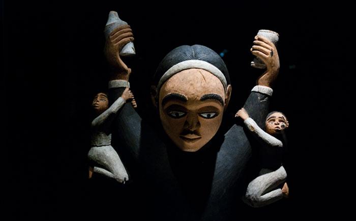 Musée de Dahlem - Photo copyright Didier Laget