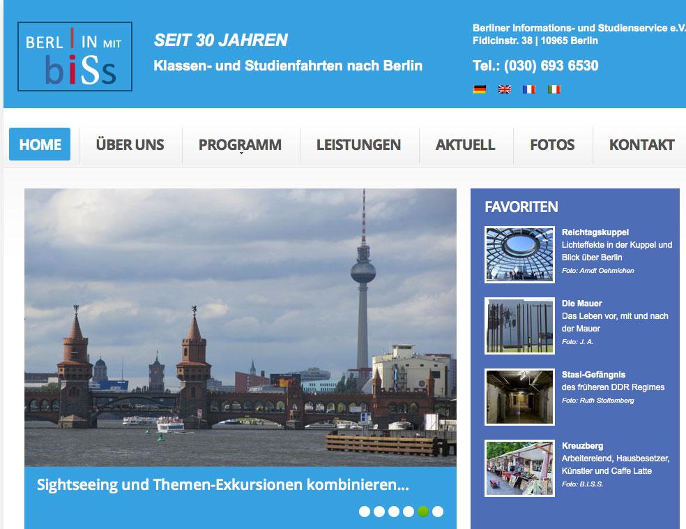 Visites guidées de Berlin en Français avec Berlin mit Biss