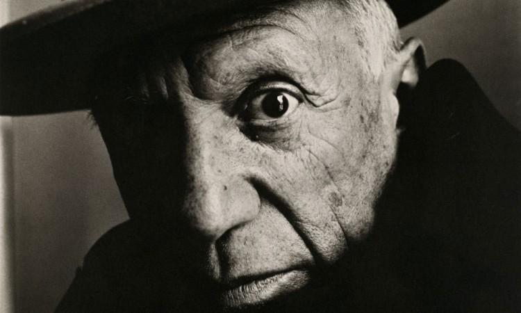 Picasso par Irving Penn