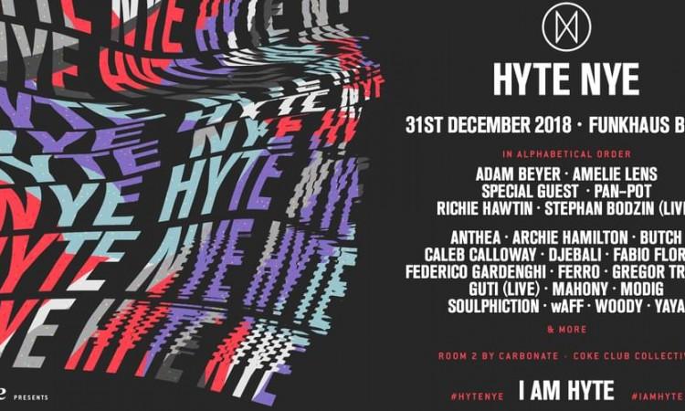 Hyte Berlin à la Funkaus - 2018