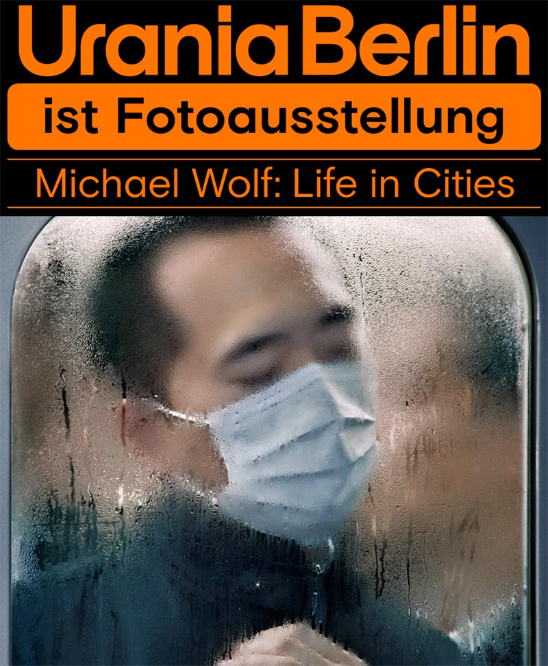 Michael Wolf - Life-in-the-cities